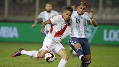 Argentina vs Perú: sus números en las Clasificatorias.