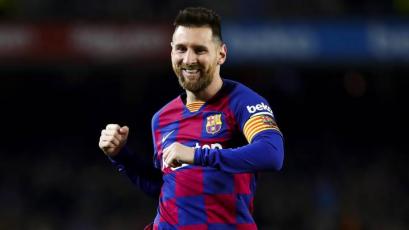 LaLiga: el gran reto de Lionel Messi de cara al final de la temporada