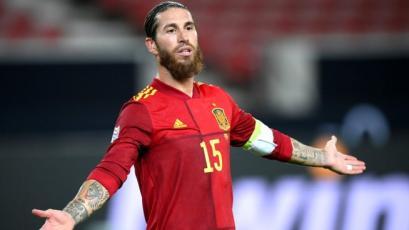 Eurocopa: Sergio Ramos quedó fuera de la lista de convocados de España por Luis Enrique (VIDEO)