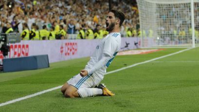 Real Madrid ganó y acorto distancia con el puntero Barcelona