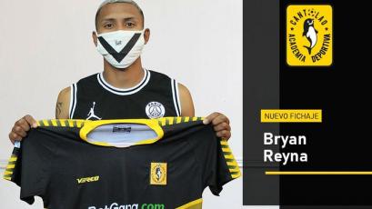 Liga1 Betsson: Bryan Reyna, tras cuatro años en el Mallorca de España, firmó por Academia Cantolao