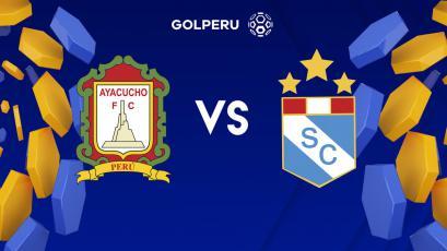 Ayacucho FC quiere escapar de la baja frente a un juvenil Sporting Cristal