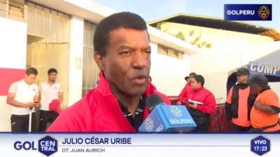 Julio César Uribe: