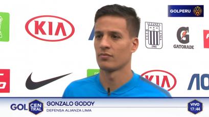 """Gonzalo Godoy: """"El primer objetivo del año se logró"""""""
