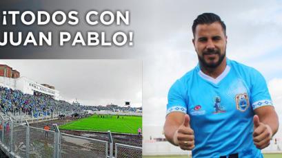 El estadio Guillermo Briceño de Juliaca abrirá sus puertas para despedir a Juan Pablo Vergara