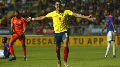 Sudamericano Sub-20: Ecuador supera a Colombia sobre el final