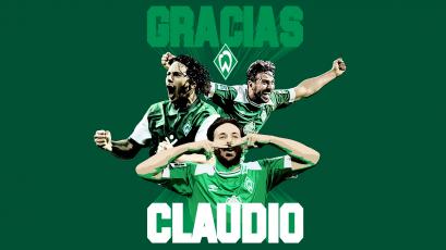 Claudio Pizarro: Werder Bremen sacó artículos a la venta en referencia al retiro de su máximo goleador