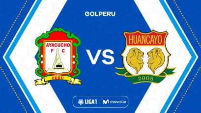 Ayacucho FC y Sport Huancayo abren la jornada 5 del Torneo Clausura