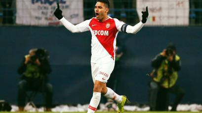 Mónaco vuelve al triunfo de la mano de Falcao tras 18 partidos