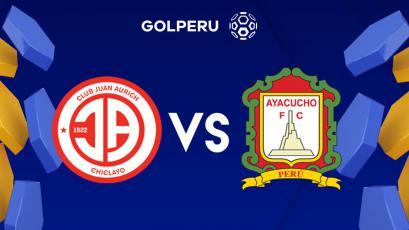 PREVIA: Juan Aurich estrena nuevo técnico ante Ayacucho FC