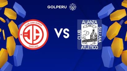 PREVIA: Juan Aurich y Alianza Atlético se miden en duelo directo