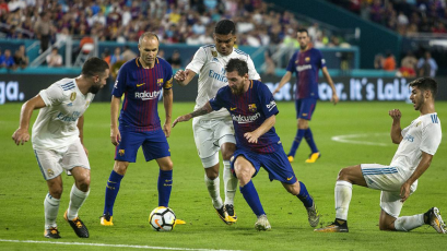 Real Madrid vs. Barcelona, clásico por Copa del Rey: alineaciones oficiales