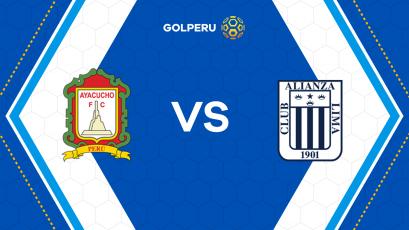Ayacucho FC y Alianza Lima se enfrentan en duelo clave