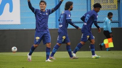 Liga1 Movistar: Carlos Stein venció a Sport Boys por la fecha 13 de la Fase 1