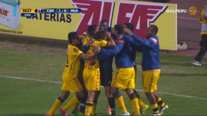 Academia Cantolao empató frente a Sport Huancayo