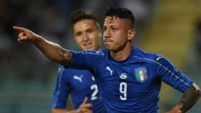 Gianluca Lapadula no jugará por Perú