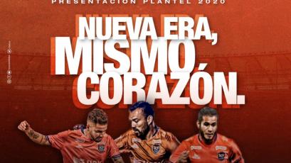 Universidad César Vallejo presentará hoy su plantel para la Liga1 Movistar 2020