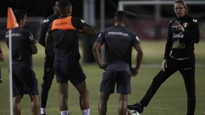 Selección Peruana sumó su segundo día de entrenamientos en Miami (FOTOS)