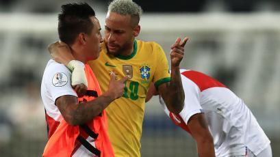 Christian Cueva confesó qué le dijo Neymar tras el Perú vs. Brasil por las semifinales de la Copa América