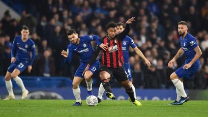 Tottenham y Chelsea avanzaron en la Copa de la Liga Inglesa