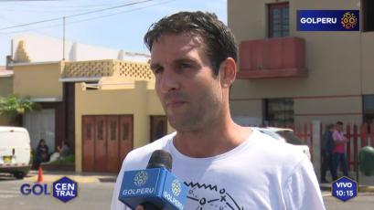 """Gianfranco Labarthe: """"Sport Huancayo también tiene la necesidad de sumar"""""""