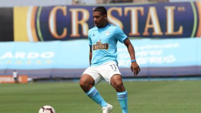 Sporting Cristal: Flavio Gómez no podrá jugar en César Vallejo