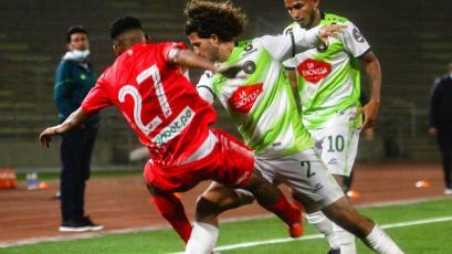 Liga2: Pirata FC igualó 2-2 ante Juan Aurich en el cierre de la fecha 1 de la Fase 2 (VIDEO)