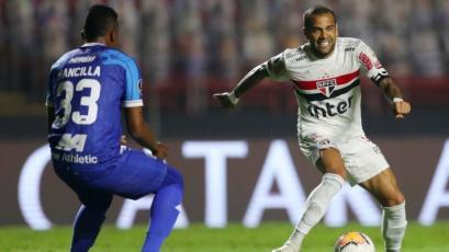 Copa Libertadores: Binacional cayó goleado por Sao Paulo y se despidió del torneo