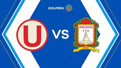 Universitario buscará su primera victoria en el Torneo Apertura ante Ayacucho FC