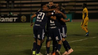 Sporting Cristal escala hasta la quinta posición del Clausura