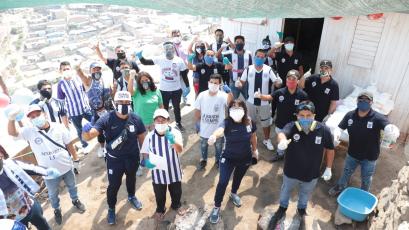 Alianza Lima realiza grandes donativos por el 'Día de la Madre'