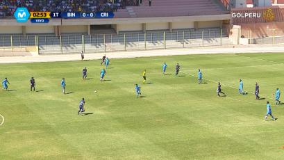 EN VIVO por GOLPERU: Deportivo Binacional 0-0 Sporting Cristal