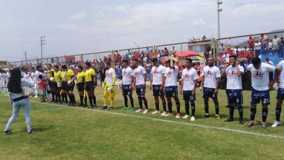 Segunda División: Juan Aurich saca ventaja en la ida por el tercer lugar