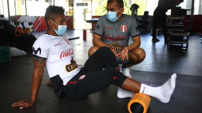 Selección Peruana: convocados por Ricardo Gareca iniciaron entrenamientos en la Videna