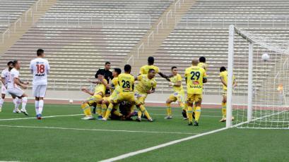 Copa Bicentenario: Pablo Lavandeira anotó el 1-0 para Ayacucho FC en jugada pocas veces vista (VIDEO)