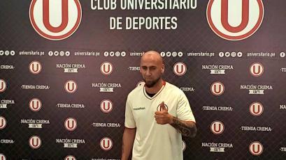 Guillermo Rodriguez en su presentación oficial: