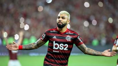 Copa Libertadores: Flamengo goleó por 5-0 a Gremio y jugará la final con River Plate
