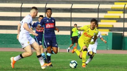 Cantolao venció 1-0 a Real Garcilaso en el Callao y es semifinalista de la Copa Bicentenario