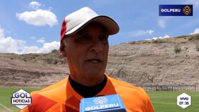 """Mario Viera: """"Buscamos que nuestros jugadores sean polifuncionales"""""""