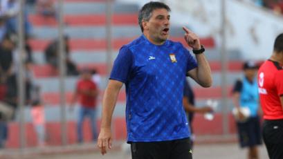 Liga1 Movistar: Gerardo Ameli no estará en el banco de Ayacucho FC en la primera semifinal