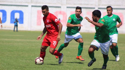 Los Caimanes se despidió de la Liga2 tras caer ante Juan Aurich