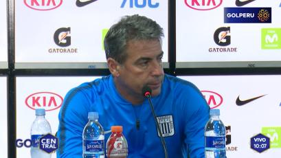 """Pablo Bengoechea: """"Sabemos que estamos en deuda en nuestra casa"""""""