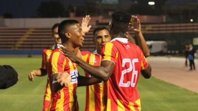 Supercopa 2020: Atlético Grau le marcó dos golazos a Binacional en 3 minutos (VIDEO)