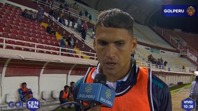 """Víctor Ferreira: """"Nos llevamos un empate ante un gran rival"""""""