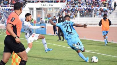 Binacional y Alianza Lima no pasaron del empate sin goles en Juliaca