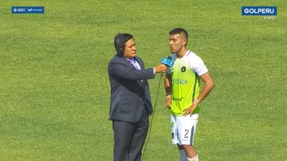 """Guillermo Echeandía: """"No podemos ceder más puntos como locales"""" (VIDEO)"""