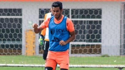 Liga1 Movistar: César Vallejo muestra cómo se fortalece Ronald Quinteros desde su casa (VIDEO)