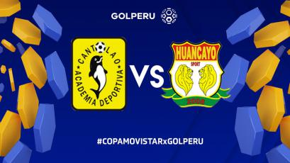 PREVIA: Academia Cantolao y Sport Huancayo cierran la jornada dominical