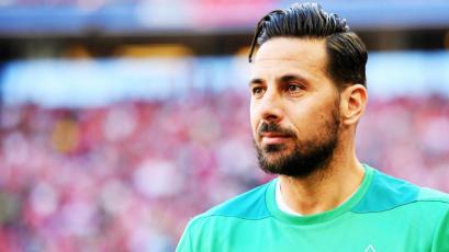 Werder Bremen no pudo como local ante el Dusseldorf pese a la presencia de Claudio Pizarro