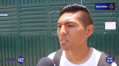 """Hideyoshi Arakaki: """"Estamos preparados para sacar un buen resultado del Cusco"""""""